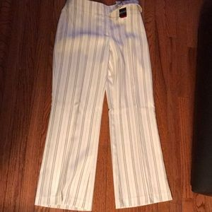 New York & Company pants size 2 new with tags